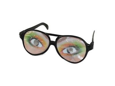 Γυαλιά Αστεία Αποκριάτικα 3τεμ
