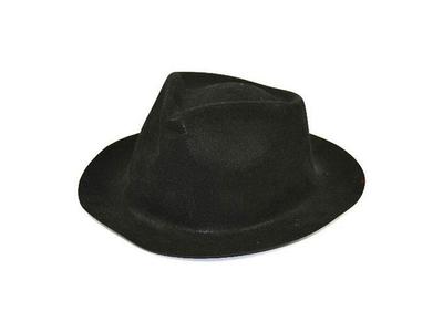 Καπέλο Κλασικό Μαύρο