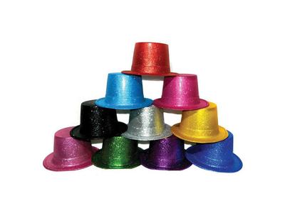 Καπέλο Glitter Ημίψηλο σε Διάφορα Χρώματα