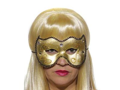 Μάσκες Βενετίας σε Διάφορα Χρώματα 3τεμ