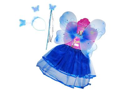 Στολή Πεταλούδας Μπλε