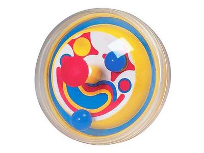 Παιχνίδι Σβούρα - Μπάλα με Μπίλιες