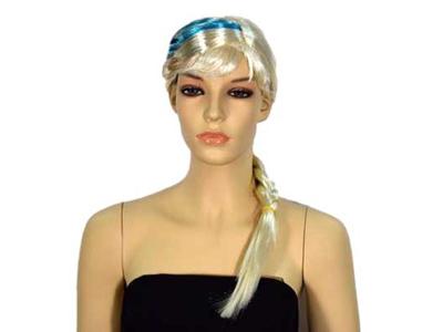 Περούκα με Πλεξούδα