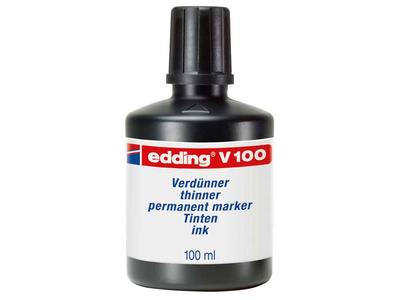 Edding V-100 Διαλυτικό Ανεξίτηλου Μελανιού