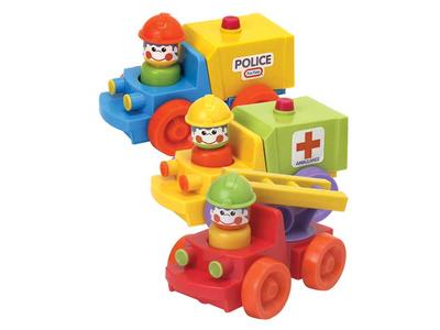 Fun Time Οχήματα Δράσης