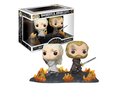 POP Φιγούρα Daenerys & Jorah #86 (Game of Thrones)