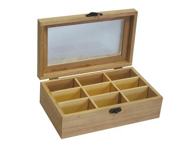 Κουτί Οργάνωσης με 9 Χωρίσματα