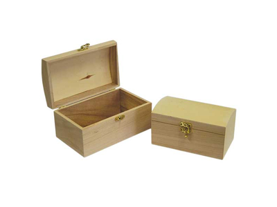 Κουτιά Ξύλινα Σετ 3τεμ