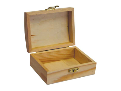 Ξύλινο Κουτί 10x13x5.5εκ