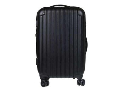 Βαλίτσα Ταξιδίου ABS Μαύρη