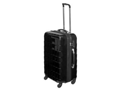 Βαλίτσα Τρόλευ Μαύρη 64x48x27.5εκ
