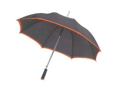 Ομπρέλα Αυτόματη με Αφρώδες Χερούλι Ø105εκ ΠΟΡΤΟΚΑΛΙ