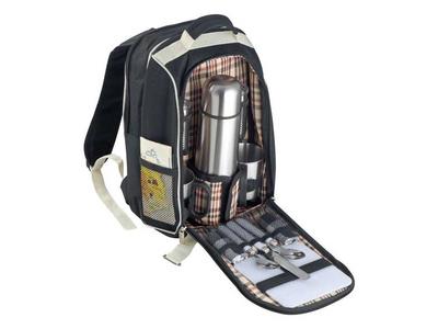 Τσάντα Cooler Bag Πικ Νικ Μαύρη