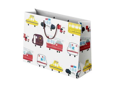 Χάρτινη Σακούλα Cars