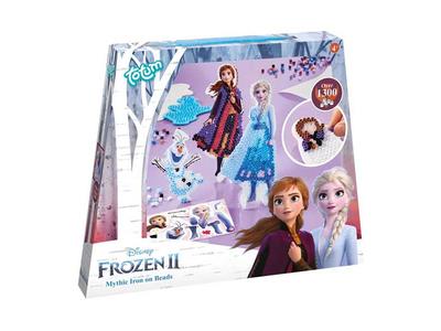Κατασκευή Φιγούρας με Χάντρες (Frozen 2)