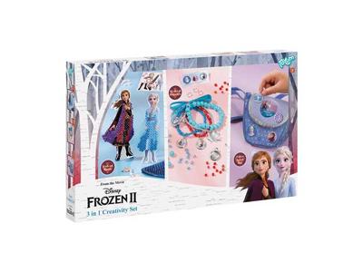 Totum Σετ Χειροτεχνίας 3 σε 1 (Frozen 2)