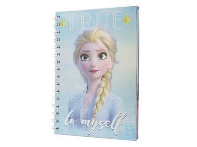 Σημειωματάριο Α5 Sisters (Frozen 2)