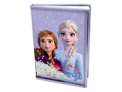 Σημειωματάριο Α5 Snow Sparkles (Frozen 2)
