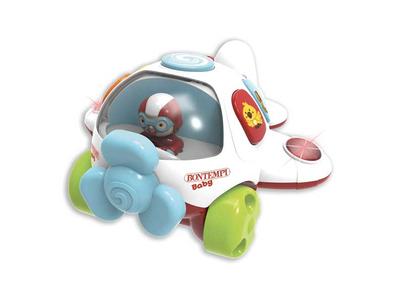 Bontempi Baby Αεροπλάνο με Μελωδίες