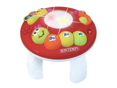 Bontempi Baby Μουσικό Γραφείο με Νότες, Φως και Μουσική