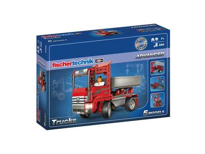 Fisher Technik Advanced Φορτηγά