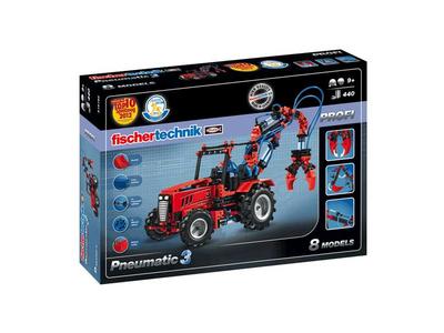 Fisher Technik Profi Όχημα Κατασκευών