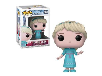 POP Φιγούρα Young Elsa #588 (Frozen 2)