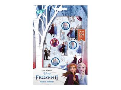 Totum Άλμπουμ με Αυτοκόλλητα (Frozen 2)
