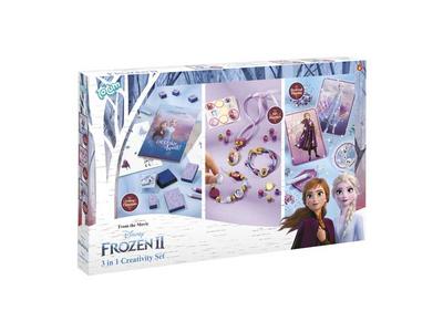 Totum Σετ Καλλιτεχνίας 3 σε 1 (Frozen 2)