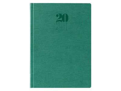 Ημερολόγιο Ημερήσιο 17x24 Nature Flat 2021 ΠΡΑΣΙΝΟ