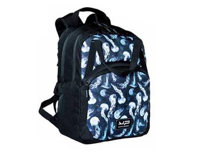 Bodypack Τσάντα Πλάτης 2&2Θ. 44x32x20cm Jellyfish