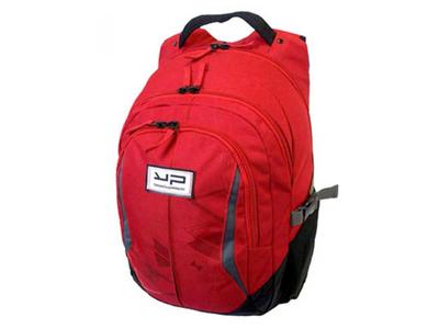 Bodypack Τσάντα Πλάτης 3&2Θ. 42x30x24cm Κόκκινο