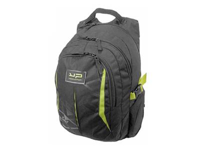 Bodypack Τσάντα Πλάτης 3&2Θ. 42x30x24cm Λαχανί