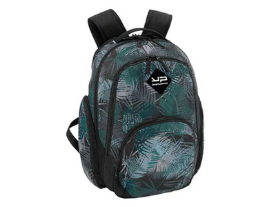 Bodypack Τσάντα Πλάτης Laptop 2&1Θ. 45x32x21cm Πράσινο