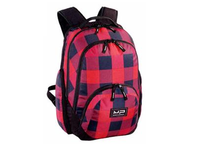 Bodypack Τσάντα Πλάτης Laptop 2&3Θ. 45x32x21cm Κόκκινο