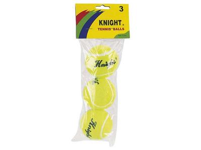 Μπαλάκια Teloon Knight Μονόχρωμα 3τεμ.