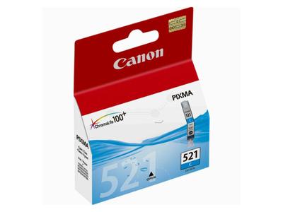 Canon Μελάνι CLI-521 Cyan