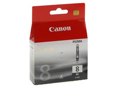 Canon Μελάνι CLI-8 Black
