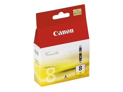 Canon Μελάνι CLI-8 Yellow