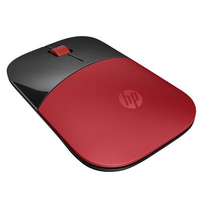 Hp Mouse Ασύρματο Z3700 κόκκινο