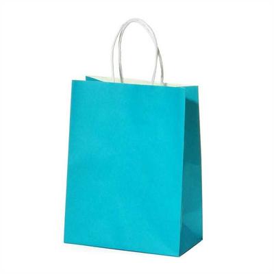 Χάρτινη Σακούλα Δώρου Χρωματιστή