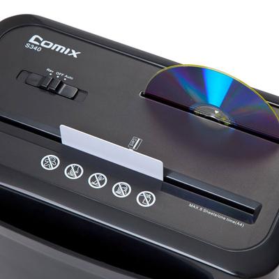 Comix S340 Καταστροφέας Εγγράφων