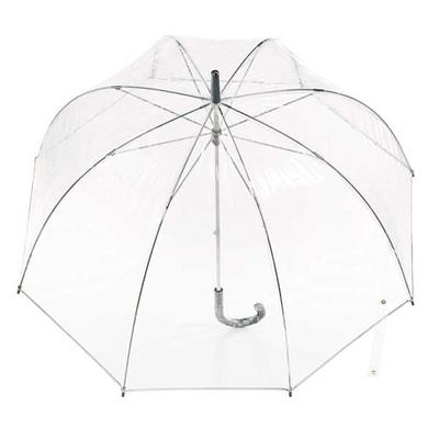 Ομπρέλα Αυτόματη Διάφανη Ø88εκ