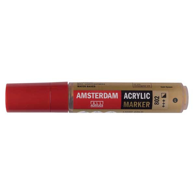 Talens Amsterdam Ακρυλικός Μαρκαδόρος 15mm LIGHT GOLD