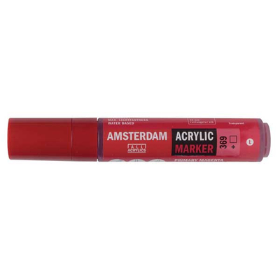 Talens Amsterdam Ακρυλικός Μαρκαδόρος 15mm PRIMARY MAGENTA