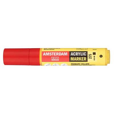 Talens Amsterdam Ακρυλικός Μαρκαδόρος 15mm PRIMARY YELLOW