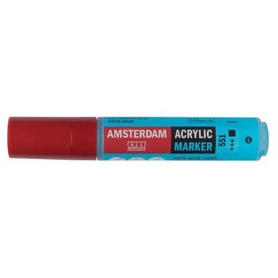 Talens Amsterdam Ακρυλικός Μαρκαδόρος 15mm SKY BLUE LIGHT