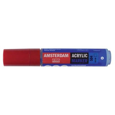 Talens Amsterdam Ακρυλικός Μαρκαδόρος 15mm ULTRAMARINE