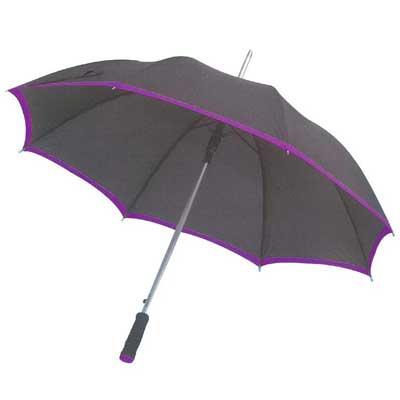 Ομπρέλα Αυτόματη με Αφρώδες Χερούλι Ø105εκ ΜΩΒ
