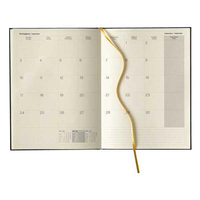 Ημερολόγιο Εβδομαδιαίο 17x24 Borneo 2021 ΕΣΩΤΕΡΙΚΟ
